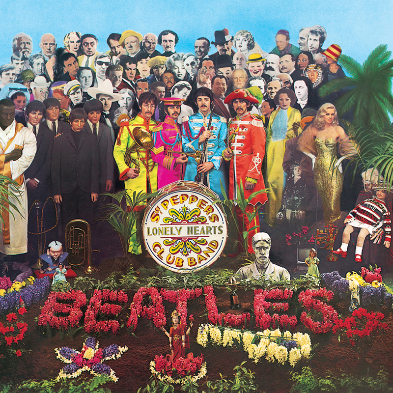 11 Coolest  Album Covers of All Time dooddot 8